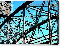 Bridge  Frame -  Ver.  5 Acrylic Print