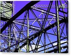 Bridge  Frame -  Ver. 6 Acrylic Print
