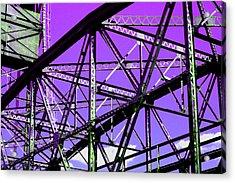 Bridge  Frame -  Ver. 7 Acrylic Print