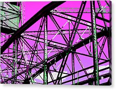 Bridge  Frame -  Ver. 8 Acrylic Print