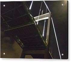 Bridge No 2 Acrylic Print by Dan Andersson