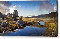 Bridge To Eilean Donan Acrylic Print