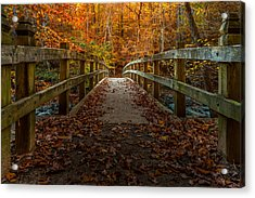 Bridge To Enlightenment 2 Acrylic Print