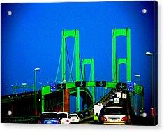 Bridges 1x2010b Acrylic Print