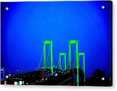 Bridges 2x2010b Acrylic Print