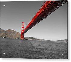 Bridgeworks Acrylic Print