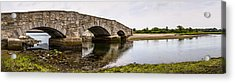Bridging Time Acrylic Print