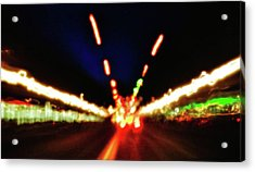 Bright Lights Acrylic Print
