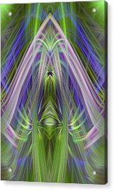 Bright Recolections Acrylic Print by Linda Phelps