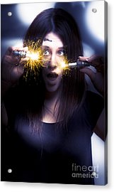 Bright Sparks Acrylic Print by Jorgo Photography - Wall Art Gallery