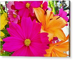 Brighten My Day Acrylic Print