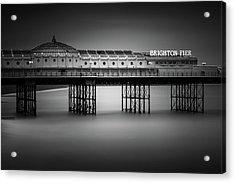 Brighton Pier, England Acrylic Print