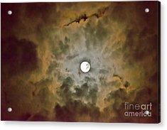 Brilliant Night Sky Acrylic Print