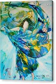 Bringing Heaven To Earth Acrylic Print