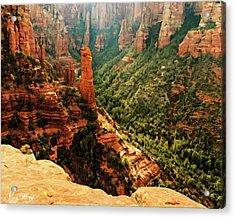 Brins Mesa 07-143 Acrylic Print