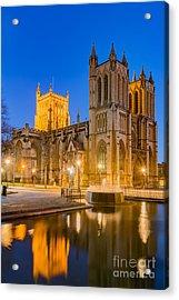 Bristol Cathedral Acrylic Print