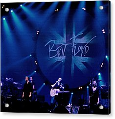 Brit Floyd Space And Time World Tour 2015.3 Acrylic Print
