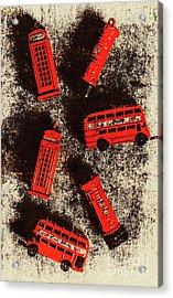 British Memories Acrylic Print