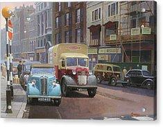 British Railways Austin K2 Acrylic Print