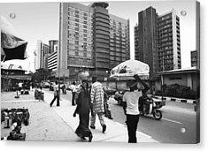 Broad Street -- Fmbn Acrylic Print