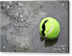 Acrylic Print featuring the photograph Broken And Alone by Traci Cottingham