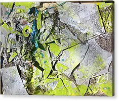 Broken And Reformed #3 Acrylic Print