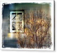 Broken Dreams Acrylic Print by Chuck Brittenham