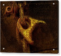 Bronze Age  Acrylic Print by Roger Soule