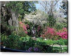 Brookgreen Gardens 2 Acrylic Print by Gordon Mooneyhan