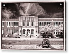 Brookland - Cayce H S Acrylic Print