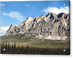 Brooks Range Mountain Acrylic Print