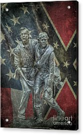 Brothers To The End Acrylic Print