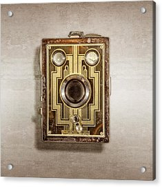 Brownie Six-20 Front Acrylic Print by YoPedro