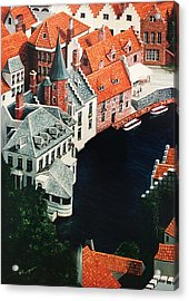 Brudges, Belgium Acrylic Print