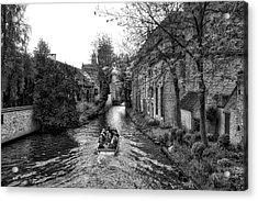 Bruges Bw4 Acrylic Print