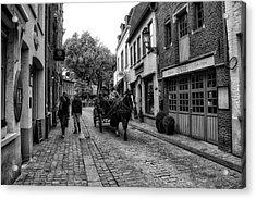 Bruges Bw5 Acrylic Print