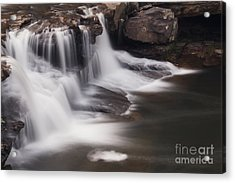 Brush Creek Falls Acrylic Print