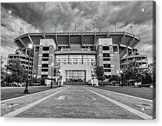 Bryant - Denny Stadium -- Walk Of Champions Acrylic Print by Stephen Stookey