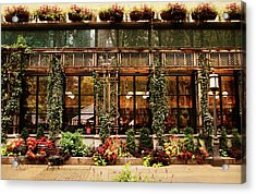 Bryant Park Grill Acrylic Print