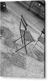 Bryant Park Nyc Acrylic Print by Henri Irizarri