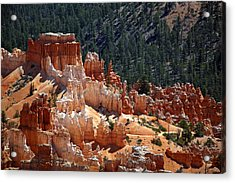 Bryce Canyon  Acrylic Print by Jane Rix