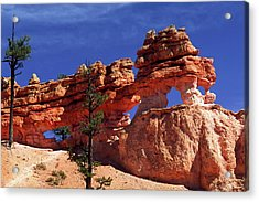 Acrylic Print featuring the photograph Bryce Canyon National Park by Sally Weigand