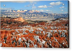 Bryce Canyon Sinking Ship Acrylic Print by Pierre Leclerc Photography