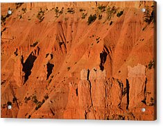 Acrylic Print featuring the photograph Bryce Canyon Sunrise 2016b by Bruce Gourley