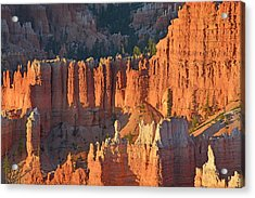 Acrylic Print featuring the photograph Bryce Canyon Sunrise 2016c by Bruce Gourley