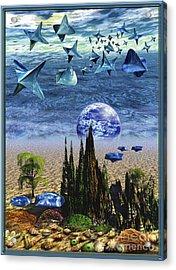 Brycemania Acrylic Print