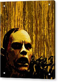 Bubb From Day Of The Dead Acrylic Print by Jeff DOttavio