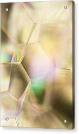 Bubble 054 Acrylic Print by Thom Gourley