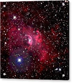 Bubble Nebula Acrylic Print