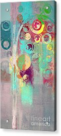 Bubble Tree - 285r Acrylic Print by Variance Collections